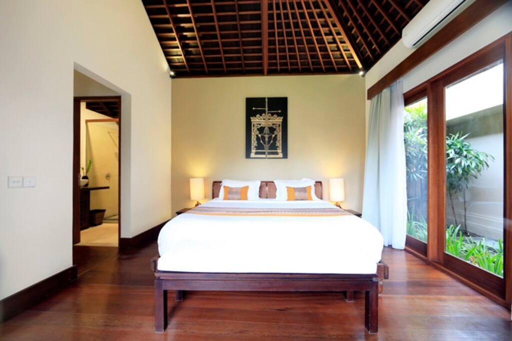 Villa M Bedroom