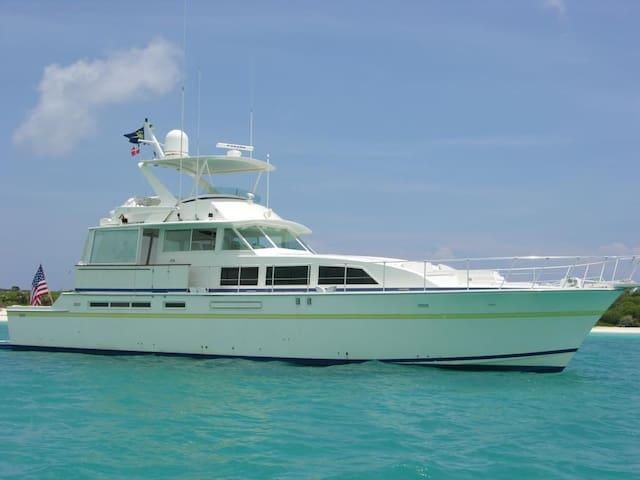 """Island Time"" Luxury Yacht"