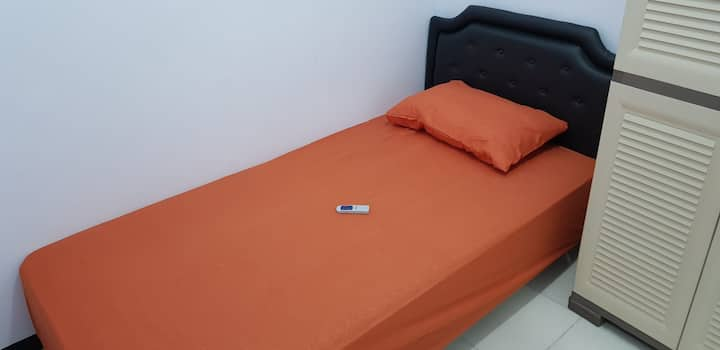Simple and Cheap Rooms in South Jakarta