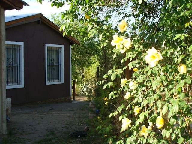 Cabaña Incayuyo alquiler por día o temporada - Valle Hermoso - 小木屋