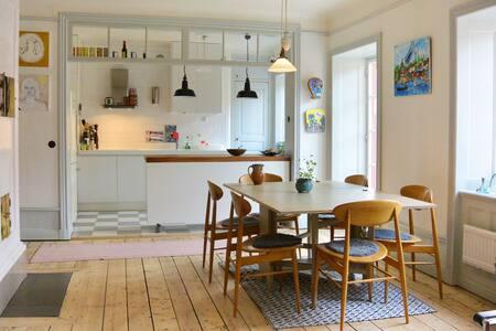 Södermalm Mariatorget 110 m2 - Stockholm - Apartment