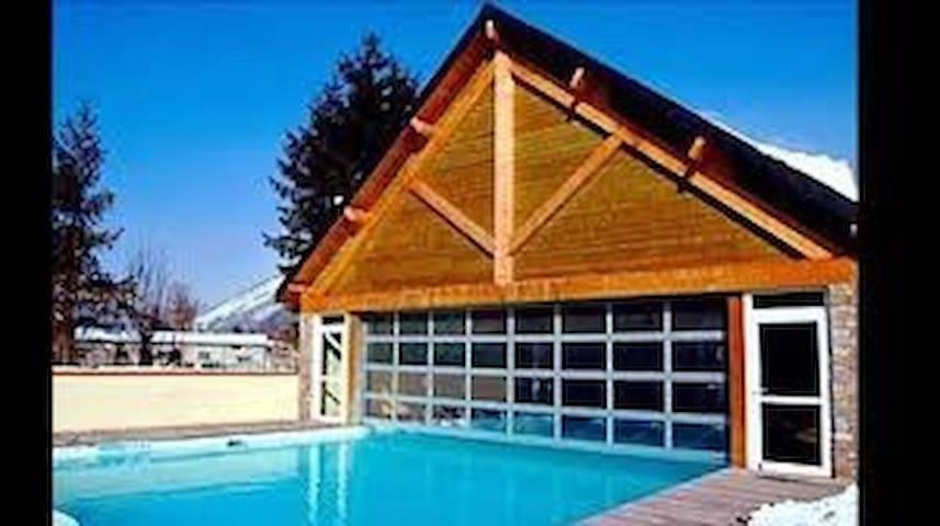 T3 Luchon piscine - Bagnères-de-Luchon - อพาร์ทเมนท์