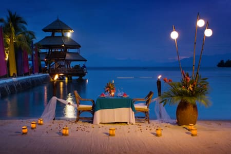 Beach Front Romantic Dinner - 夫勒斯諾 - 公寓