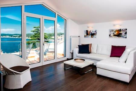 Corte dei merli suite with sea view
