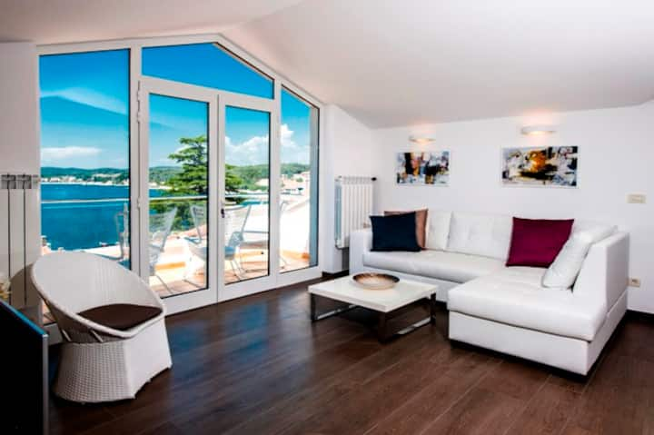 Corte dei merli suite with sea view