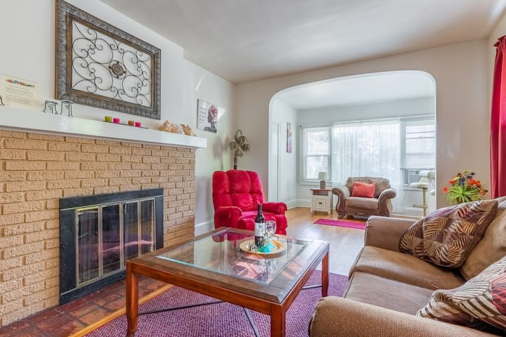 Great Location Charming & Walkable Cedar Fairmount