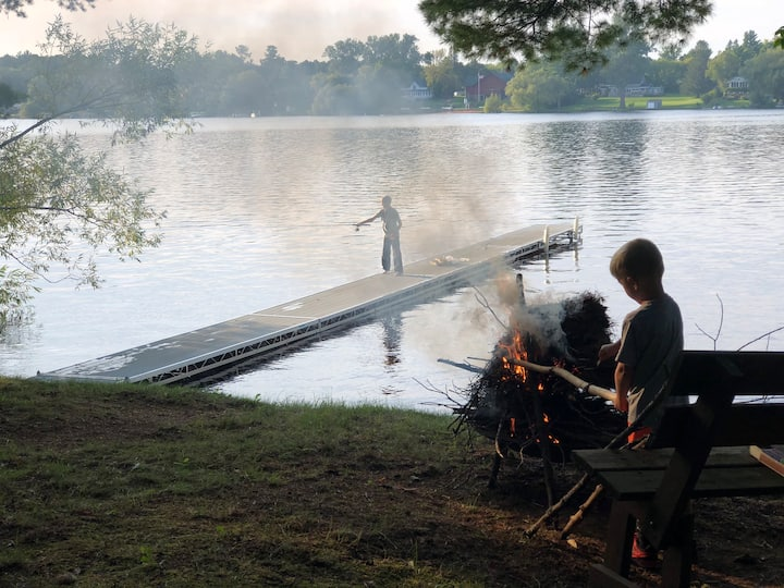Lake Nebagamon Cabin, Permit #LKRE-B2DM3E