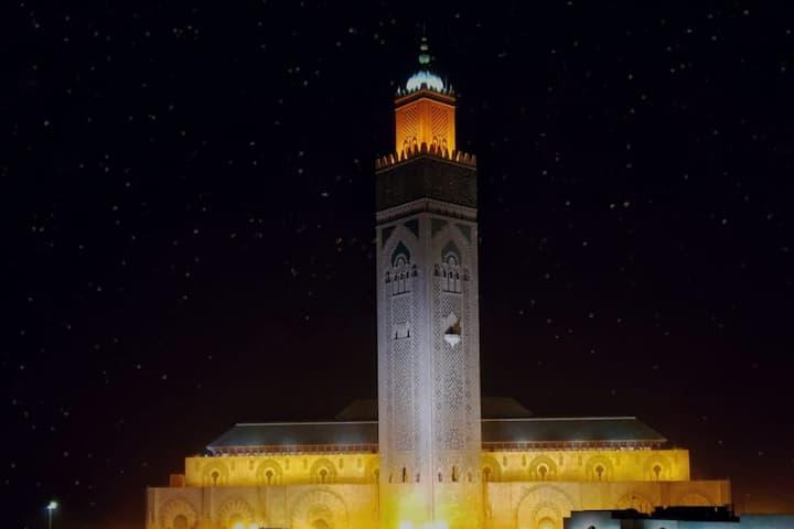 Logement face à la Grande Mosquée