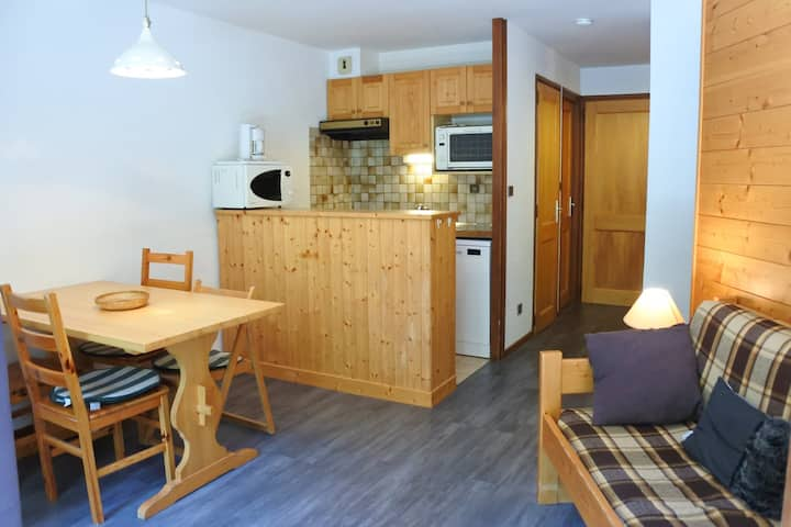 One bedroom apartment close to the slopes Morzine