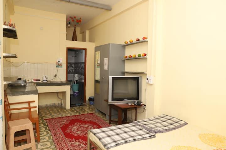 Comfortable Studio Ground at Gokul Homestay Indore