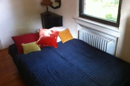 Cozy Room (Minutes to NYC) - Teaneck - Rumah