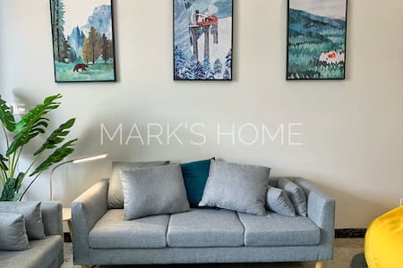 「Mark's Home」