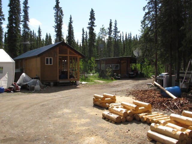 Spruce Lodge - Tok - Cabana