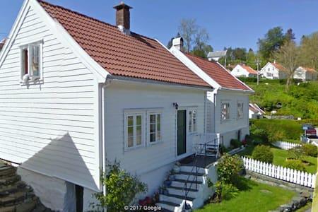 Alvøen, Bergen