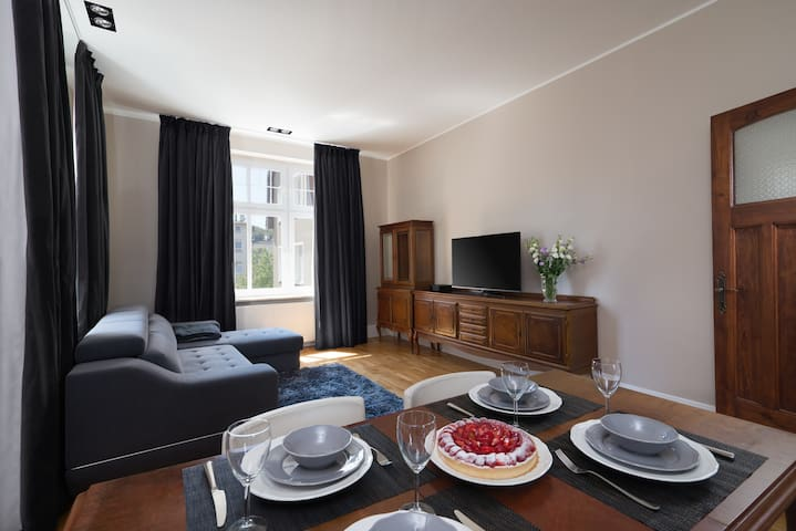 APARTAMENT BAY OF ART - Sopot - Appartamento