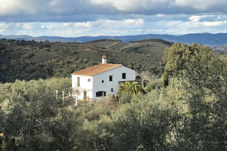 Spectacular house 5 minutes from center of Aracena