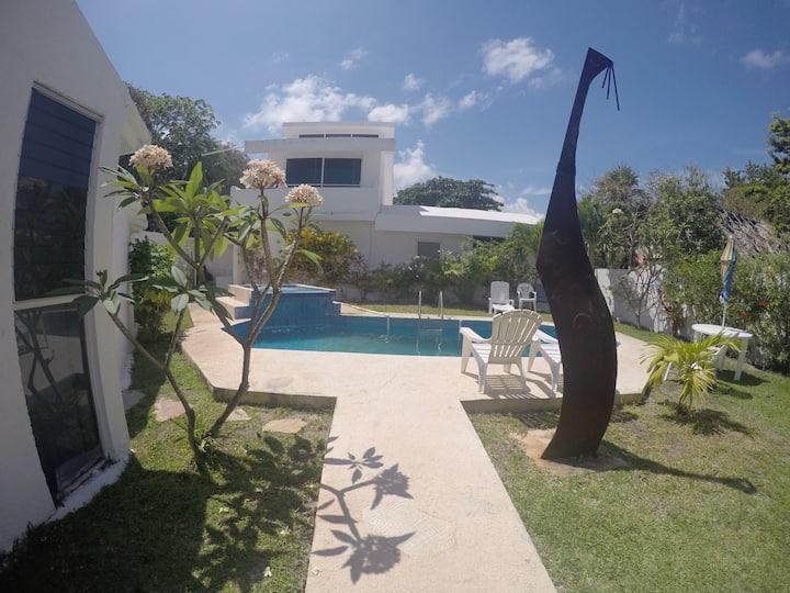 Sak-Nah  Jardín 3