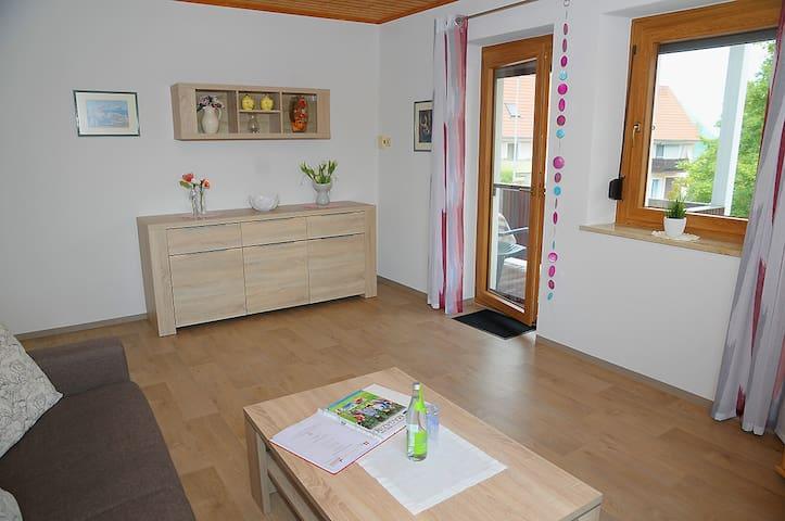 Appartementanlage Marianne (Merkendorf), Ferienwohnung Nr. 1 mit Terrasse