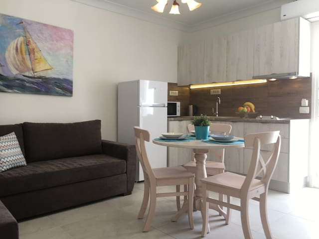 Pithos Apartments (Xalvas) - Vothonas - Apartament