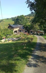 Chambre d'hôte à la montagne