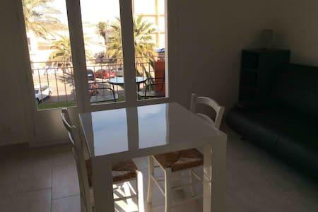 Appartement rénové 50m de la plage - Wohnung