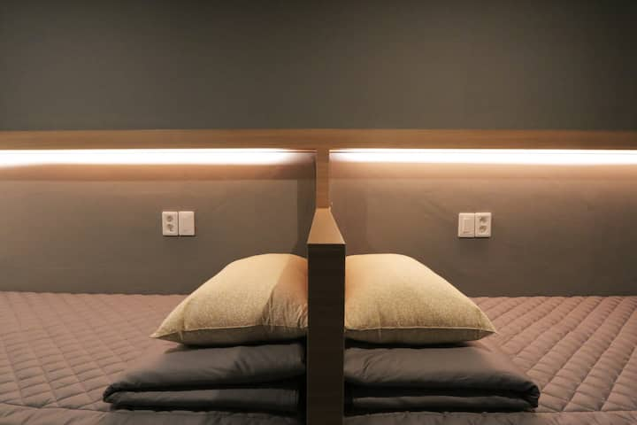 Comfortable! Blueboat-Twin Room
