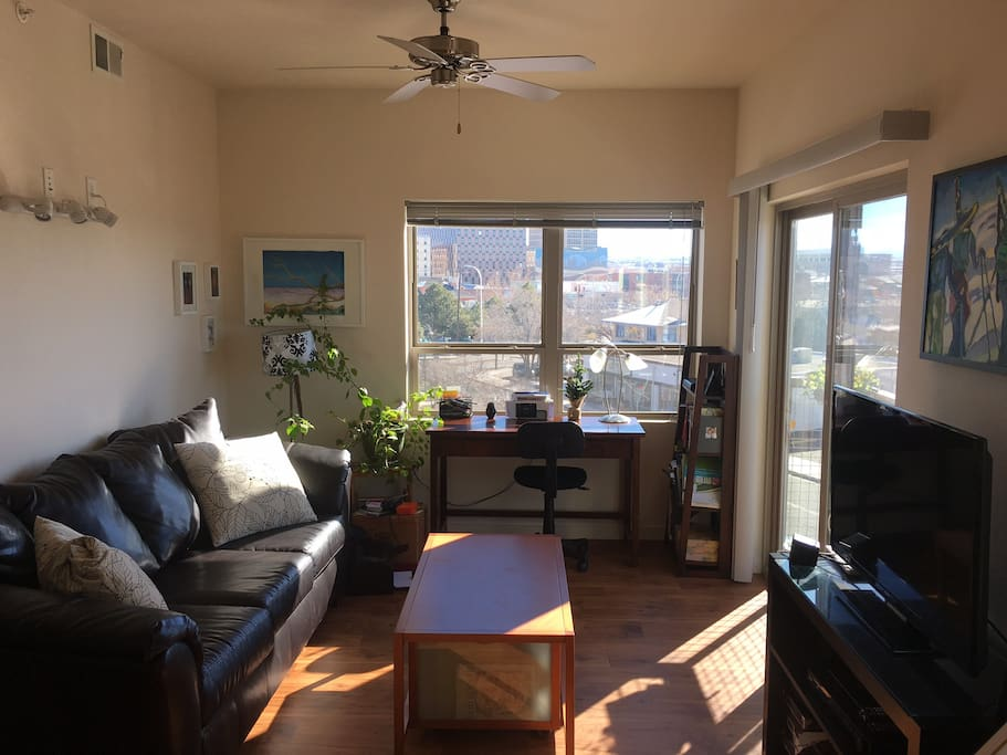 The Heart Of Downtown Albuquerque Apartments For Rent In Albuquerque New Mexico United States