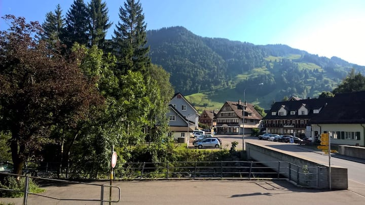 Socialdistancing kein Problem - im Toggenburg