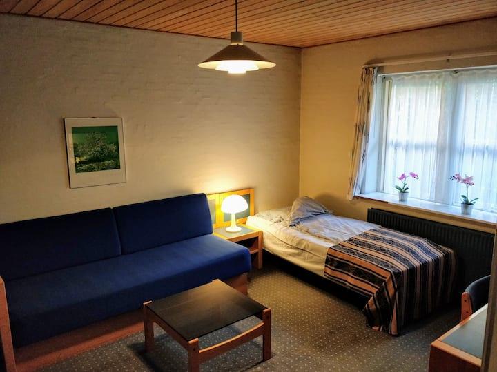 Gl. Rye kro, værelser til langtidsleje