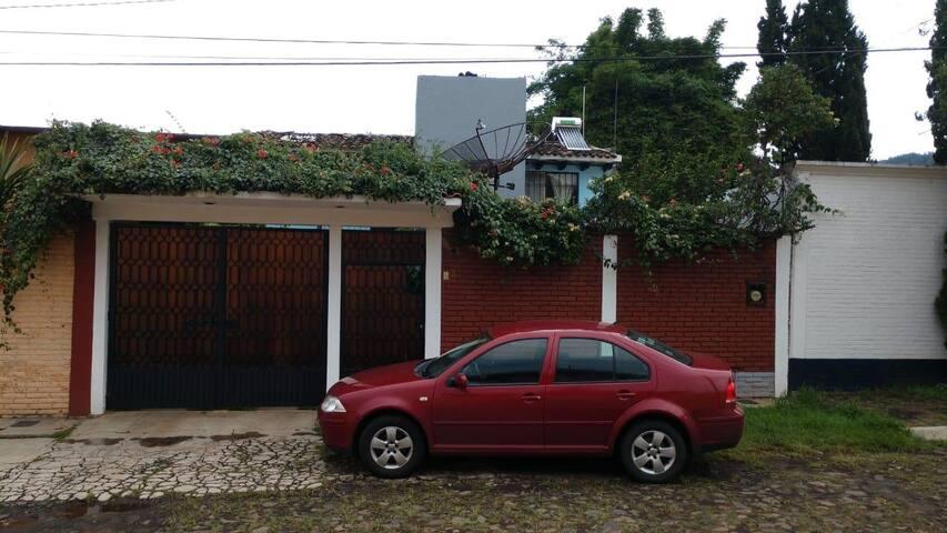 Departamento bonito y seguro en Pátzcuaro