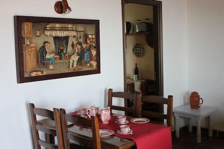 Acogedor apartamento rural - La Asomada - Apartament