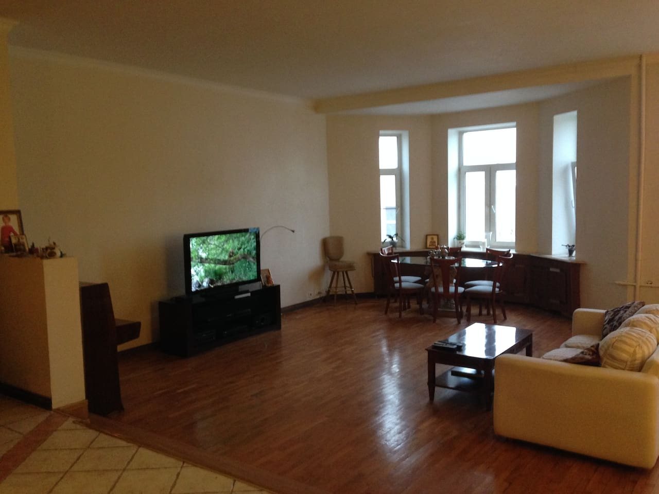 Apartments on the Old Arbat - the heart of Moscow