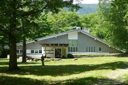 Dreamy retro ski lodge - perfect for groups!