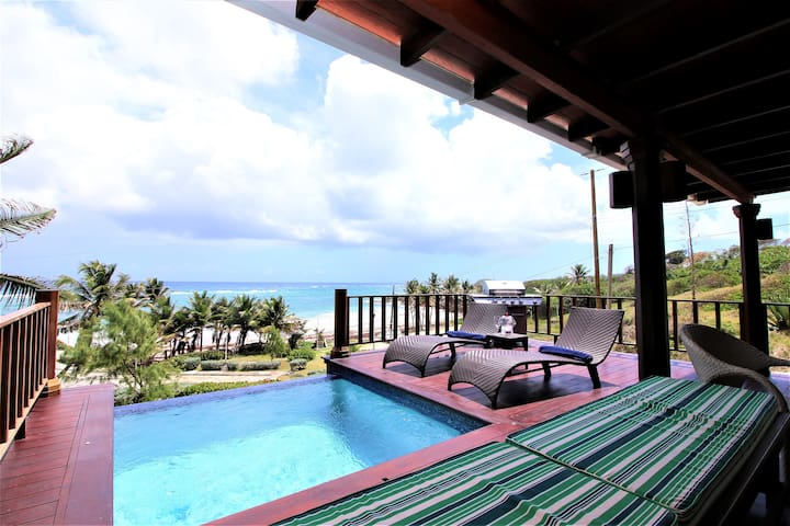 Far Away Beach Villa - Saint Philip - Willa