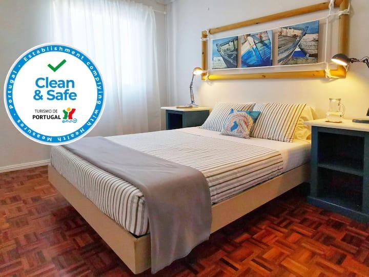 Roaz de Bandeira -Double Room Extern Private WC+AC