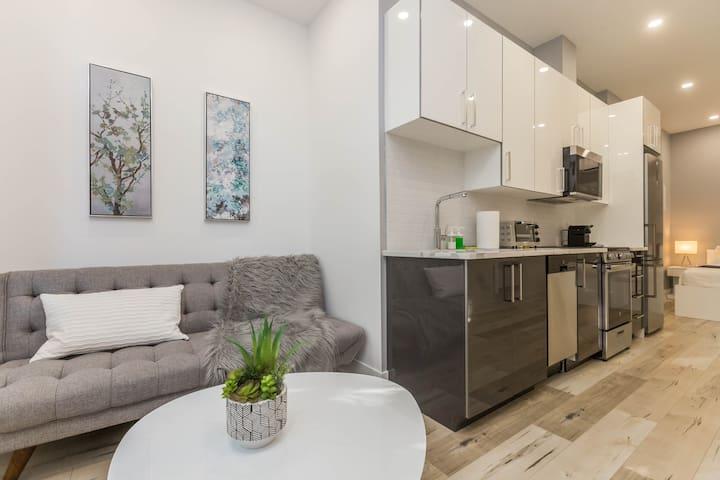 Cozy Modern Lofts du Parc Lahaie Mile End - 303