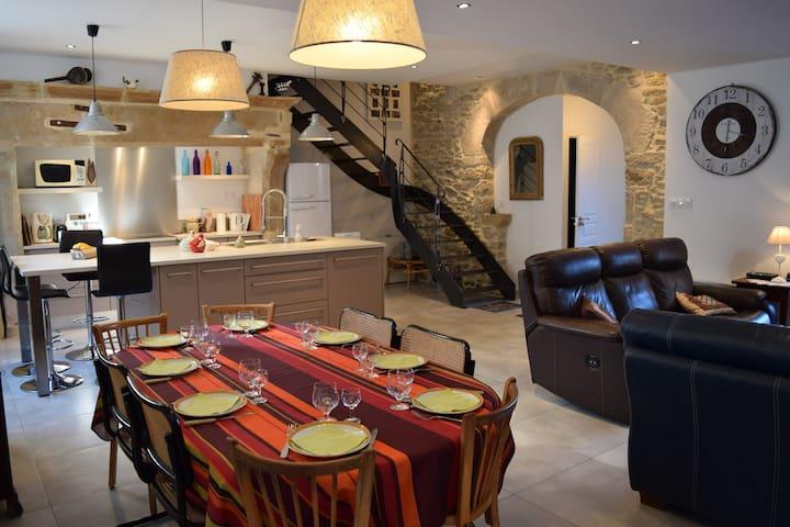 Gite/Maison La Forge - Tout confort - 3 Ch-2 SdB