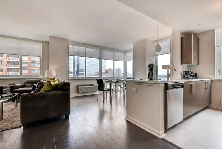 Furnished Two Bedroom Apartment JC Newport