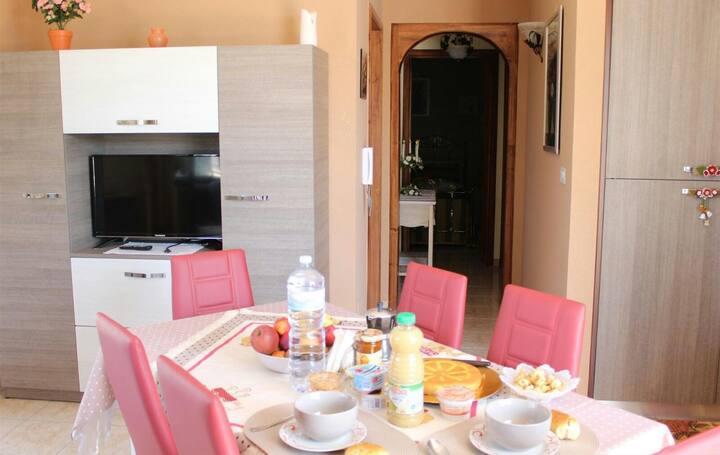 Appartamento Scilla 1 a 200 mt dal mare