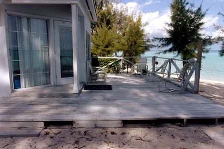 Oceanside Villa in North Eleuthera