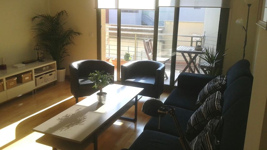 center of city, near Barcelona - Sabadell - Apartment