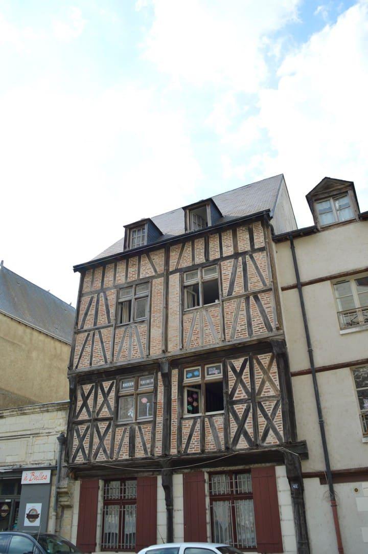 Studio in Amboise center  & gorgeous château views