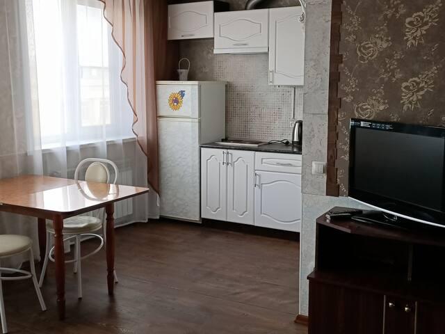 Уютная квартира в сердце города!