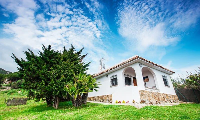 Casa en Paloma a 250 m de la playa - Tarifa