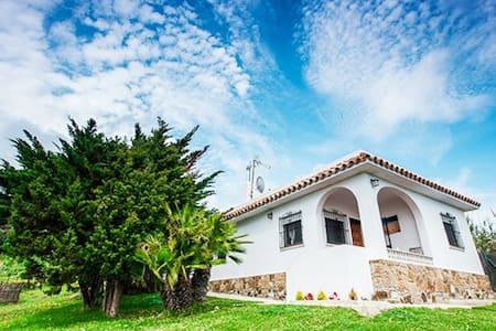 Casa en Paloma a 150 m de la playa - Tarifa