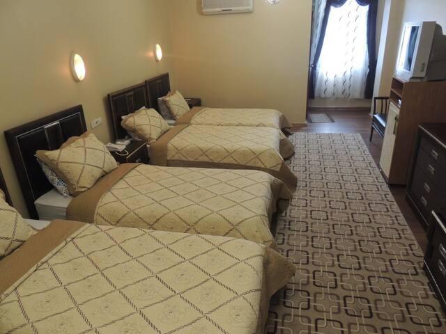 Aile Odasi 4 Kisilik - Adana Saray Otel