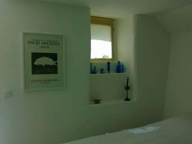 Chambre de charme au cœur d'un village médiéval - Taulignan - Appartement