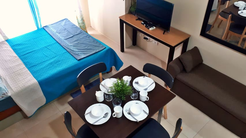 Makati Comfy Studio Unit. Fully Furnished