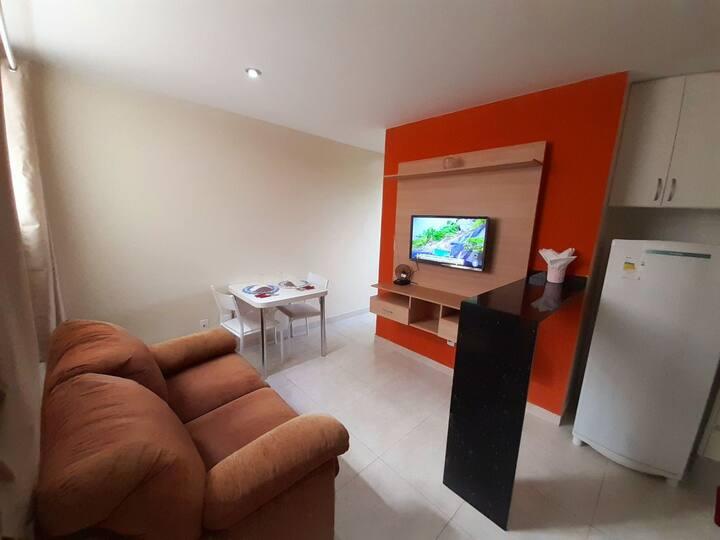 Boa Vista 203,  apartamento  limpo e confortável .