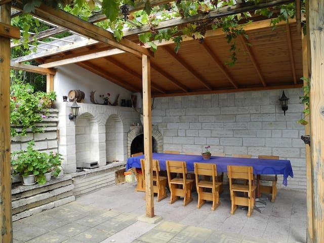 Villa Gerry- family friendly house - Balchik - Haus